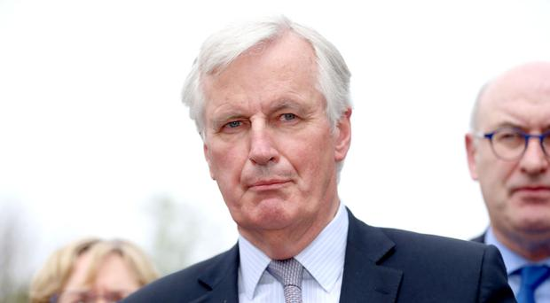 Michel Barnier said UK positions were need on all separation issues