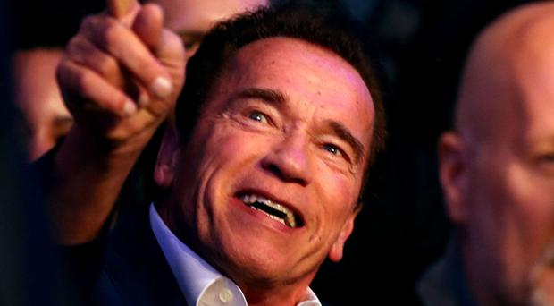 Arnold Schwarzenegger is to help boost awareness of the termination of a deadline to complain about PPI