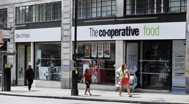 Co-op enters talks to buy convenience store firm Nisa