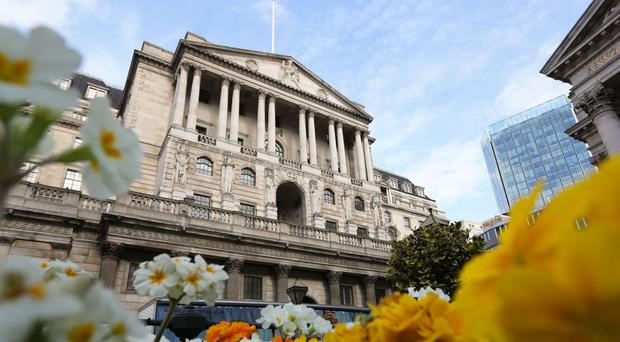Bank of England's Michael Saunders: An interest rate rise would be helpful