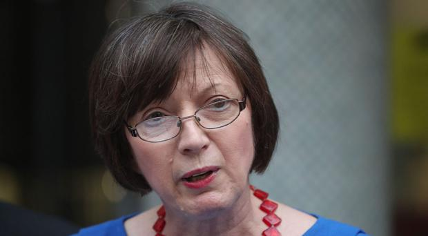 Frances O'Grady criticised the attitude of some employers