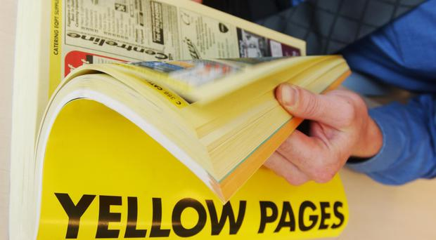 The last Yellow Pages will be delivered in 2019 in Brighton