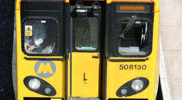 The industrial action will affect Merseyrail services