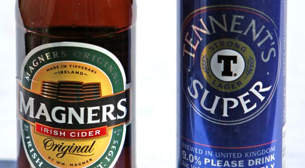 Magners owner C&C is widening its interests