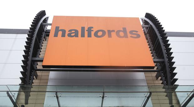 Poor exchange rates boosted 'staycationing' over the summer, which led to a rise in sales at Halfords