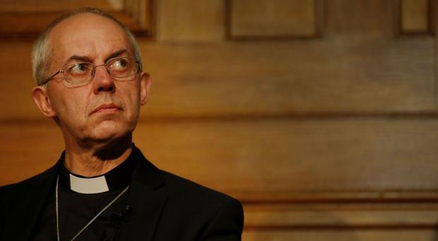 The Archbishop of Canterbury Justin Welby has said the UK's economic model is 'broken'