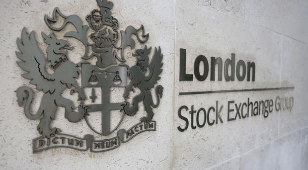 London's blue chip index closed lower by 0.25%, or 18.79 points, at 7,354.13