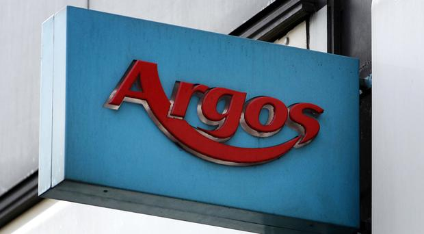 Argos is hiring temporary staff to cope with the festive season