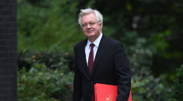 David Davis promised to take action if MPs identified any right which would be lost as a result of the bill