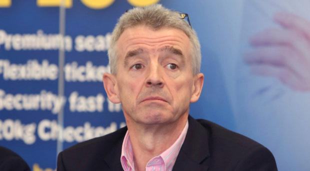 Bid: Michael O'Leary