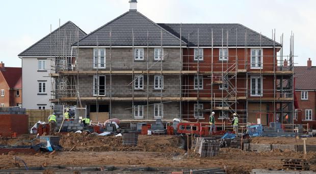New-build homes figures