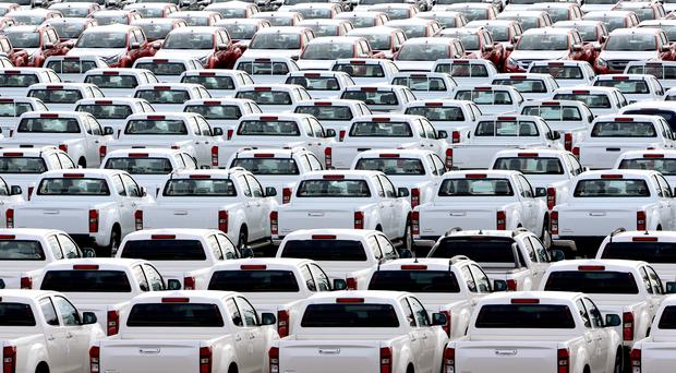 Pendragon shares are in reverse after the vehicle dealership warns on profits