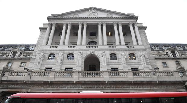 Bank of England quarterly Inflation Report and interest rate decision