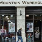 Mountain Warehouse results