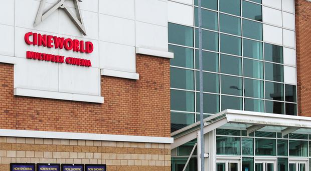 General view of Cineworld Cinemas, Burton On Trent, Staffordshire (Rui Vieira/PA)