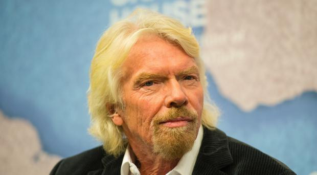 Sir Richard Branson (PA)