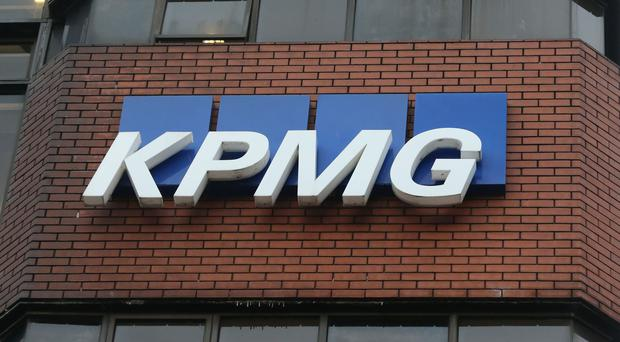 Profits at KPMG UK have taken a blow (PA)