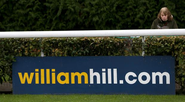 William Hill has named Roger Devlin as its new chairman (Empics Sport/PA)