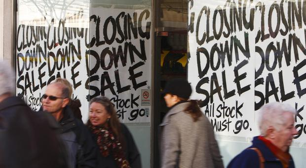 Retailers were among those hit with crippling business rate hikes in 2017 after a controversial revaluation.