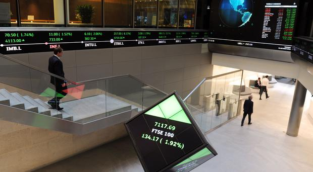The London Stock Exchange (PA)