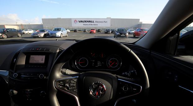 Vauxhall to cut 250 jobs at Ellesmere Port