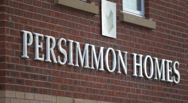 Persimmon has upped its profit forecast
