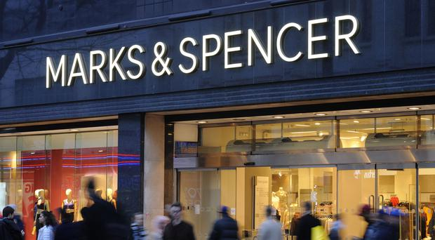 M&S to outsource
