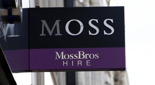 Moss Bros has warned over annual profits for the current financial year and next