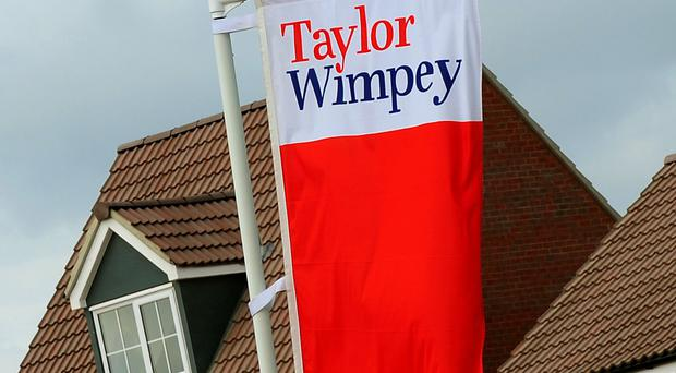 Taylor Wimpey said Britain's property market remains 'solid' despite wider economic uncertainty