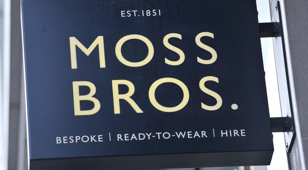 Moss Bros saw shares tumble as it warned over profits after a 'very tough' December
