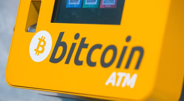 Bitcoin has fallen in value (Dominic Lipinski/PA)