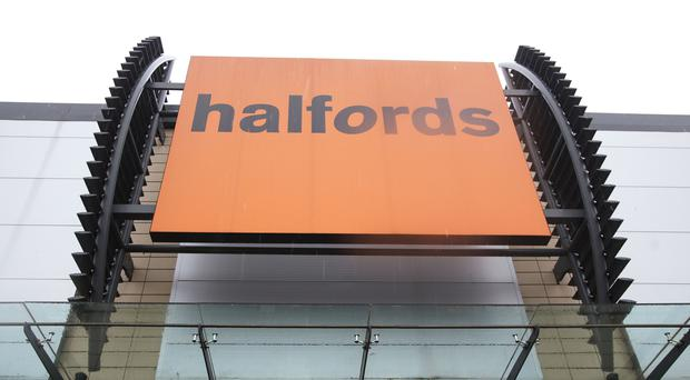 'Halfords cheered a better-than-expected performance, but cautioned retail conditions are set to remain 'subdued' for its final quarter'