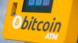 A Bitcoin ATM, as the operator of the world's largest Bitcoin exchange looks to launch into Europe (PA)