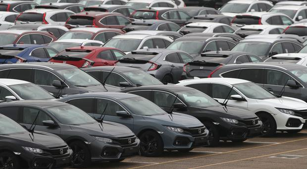 Fears are mounting over the future of thousands of car dealerships after a surge in the number of those in significant financial distress, according to new research.