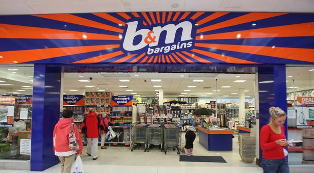 Discount retailer B&M will open two new stores in Northern Ireland in the coming months as part of its UK expansion plans