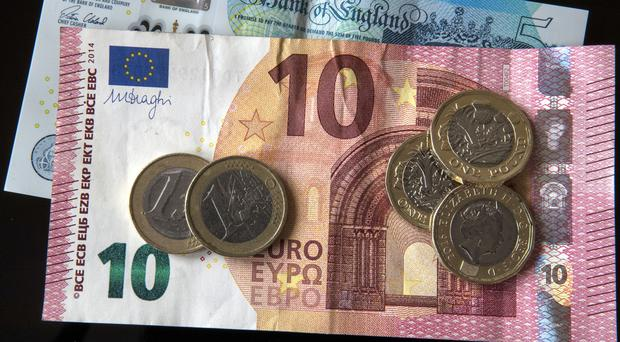 Euro zone growth at 10-year high in 2017