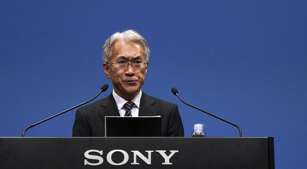 New Sony president Kenichiro Yoshida warned the booming company against complacency (AP)