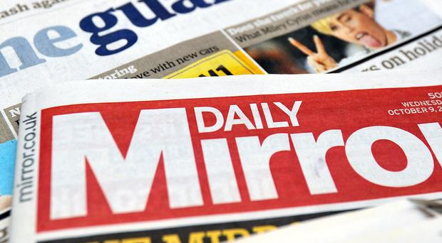 Trinity Mirror Says Talks For Northern & Shell Acquisitions Continue