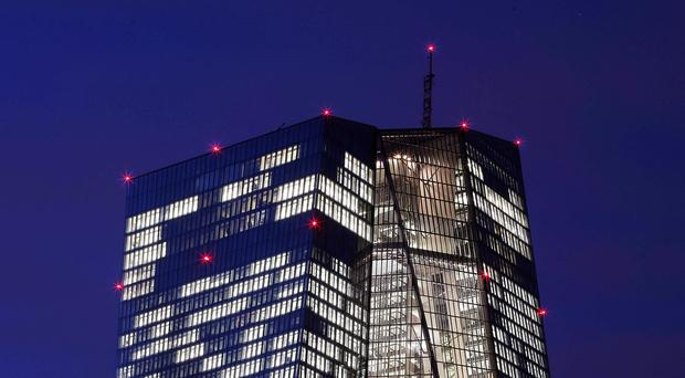 The European Central Bank warned that other countries could cut business tax to boost competition (AP)