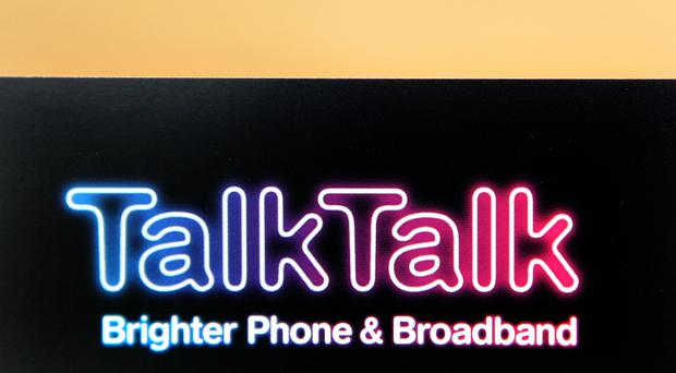 TalkTalk shares fell after it warned over profits (PA)