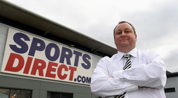 Mike Ashley is getting into gaming (PA)