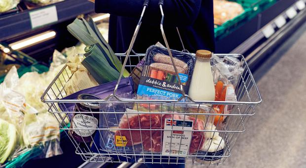 The price of food will be closely watched when inflation figures are released on Tuesday (Mikael Buck/Morrisons/PA)