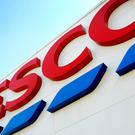 Matt Davies is the serving Tesco UK and Ireland boss (Nick Ansell/PA)