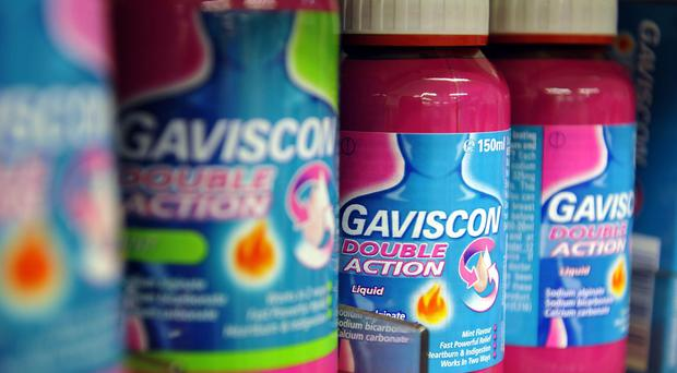 Reckitt Benckiser is behind major household goods brands (Tim Ireland/PA)