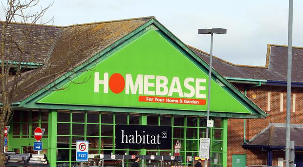 Wesfarmers has revealed a mammoth hit and widening losses on its Homebase division left group half-year profits crashing 87%