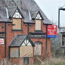Nearly a quarter of a million business properties will face above-inflation rises in their rates bills, with retailers and the leisure sector among the hardest hit (Martin Rickett/PA)