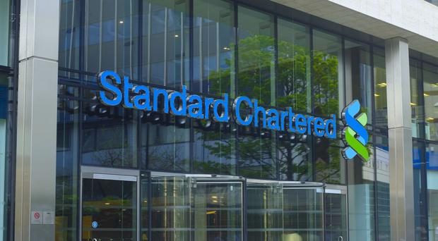 Standard Chartered released its full year results on Tuesday (Standard Chartered/PA)