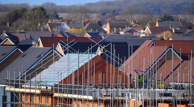 The Prime Minister pledged to speed up the construction of new homes (Joe Giddens/PA)