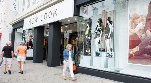 New Look has announced plans to close 60 stores across the UK (PA)