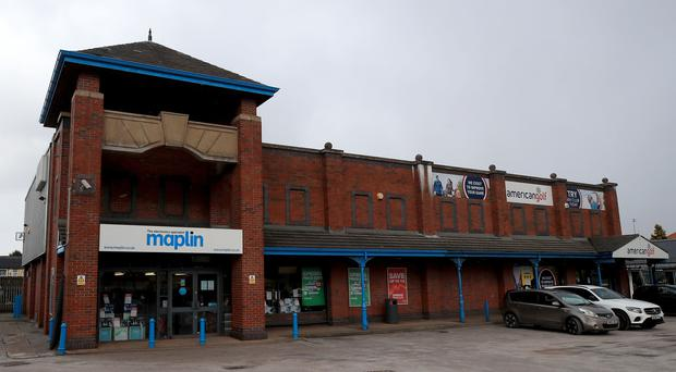 Maplin went bust last week (Peter Byrne/PA)